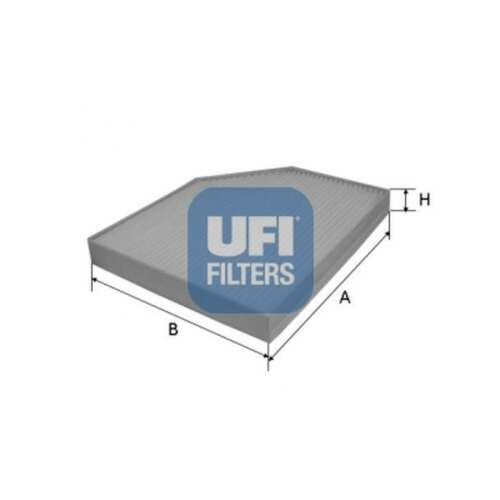 Genuine UFI Cabin Pollen Interior Air Filter 53.153.00