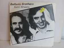 BELLAMY BROTHERS Satin sheets K16775