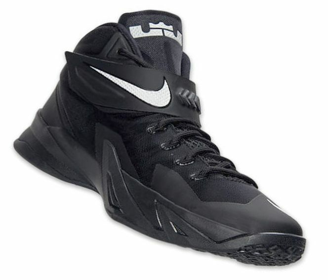 NEW NIKE ZOOM SOLDIER VIII TB LEBRON = SIZE 8 = MENS BASKETBALL SHOES 653641-001