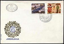Yugoslavia 1979 Joy Of Europe FDC First Day Cover #C40260
