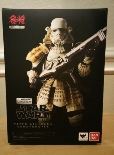 Bandai Tamashii Star Wars Teppo Shigaru Sandtrooper. In Stock!