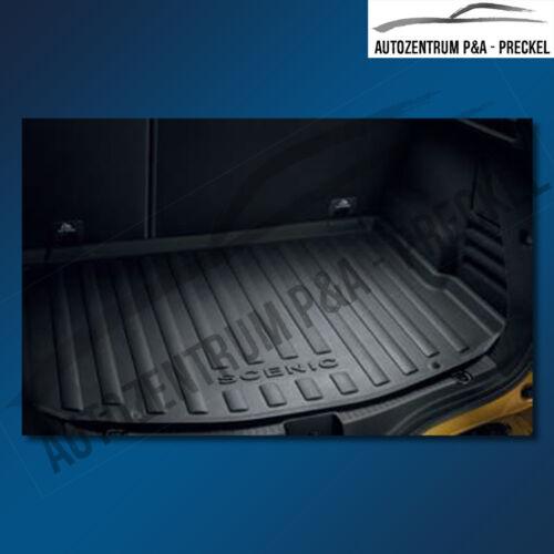 Orig Renault Scenic IV Kofferraumschutzwanne formstabil kein Grand Scenic