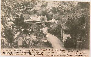 RARE-EARLY-1900-S-JENOLAN-NSW-POSTCARD