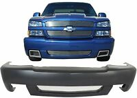 Replacement Front Silverado Ss Front Bumper Cover Clone Conversion Free Ship