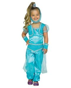 image is loading girl 039 s glimmer genie halloween costume shimmer