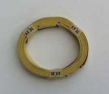 """1/"""" Made with Kevlar High Power Rocketry Recovery Harness with 2 Presewn Loops"""