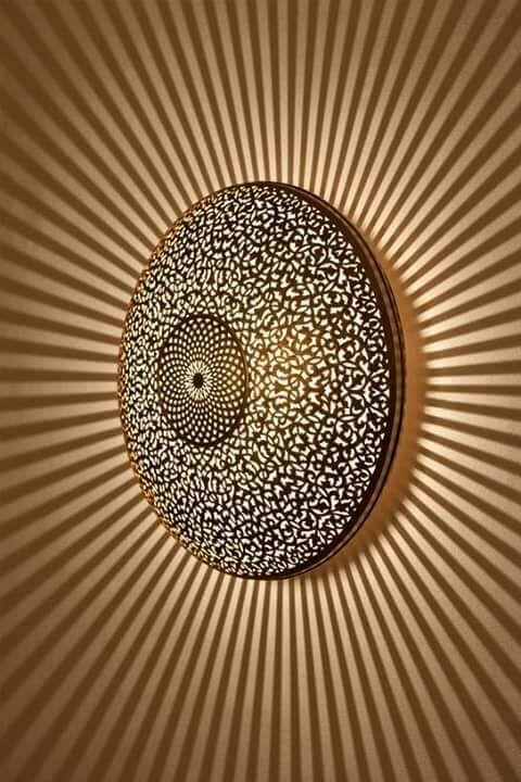 70 cm Finest MGoldccan Wall Lamp Designer Lamp Art Deco lamp Wall Light Diffuser