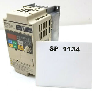 Omron-3G3JV-A2004-SYSDRIVE-1-2HP-3-Phase-AC-Inverter-Drive-Stock-SP1134