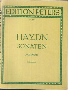 Haydn-Sonaten