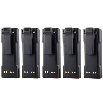 1200mAh WPNN4013 NTN7143CR NiCD Battery for MOTOROLA HT1000 GP2010 MTX-LS MT2000