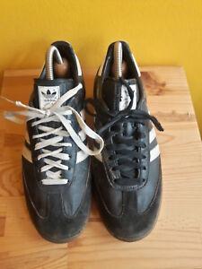 Details zu Adidas Samba Gr 39 1/3 echt Leder Adidas Schuhe