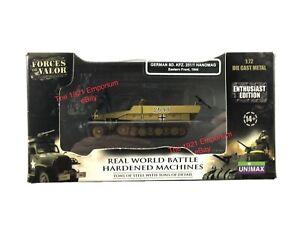 1-72-Diecast-Unimax-Toys-Forces-of-Valor-WWII-German-Hanomag-Halftralk-Sdkfz-251