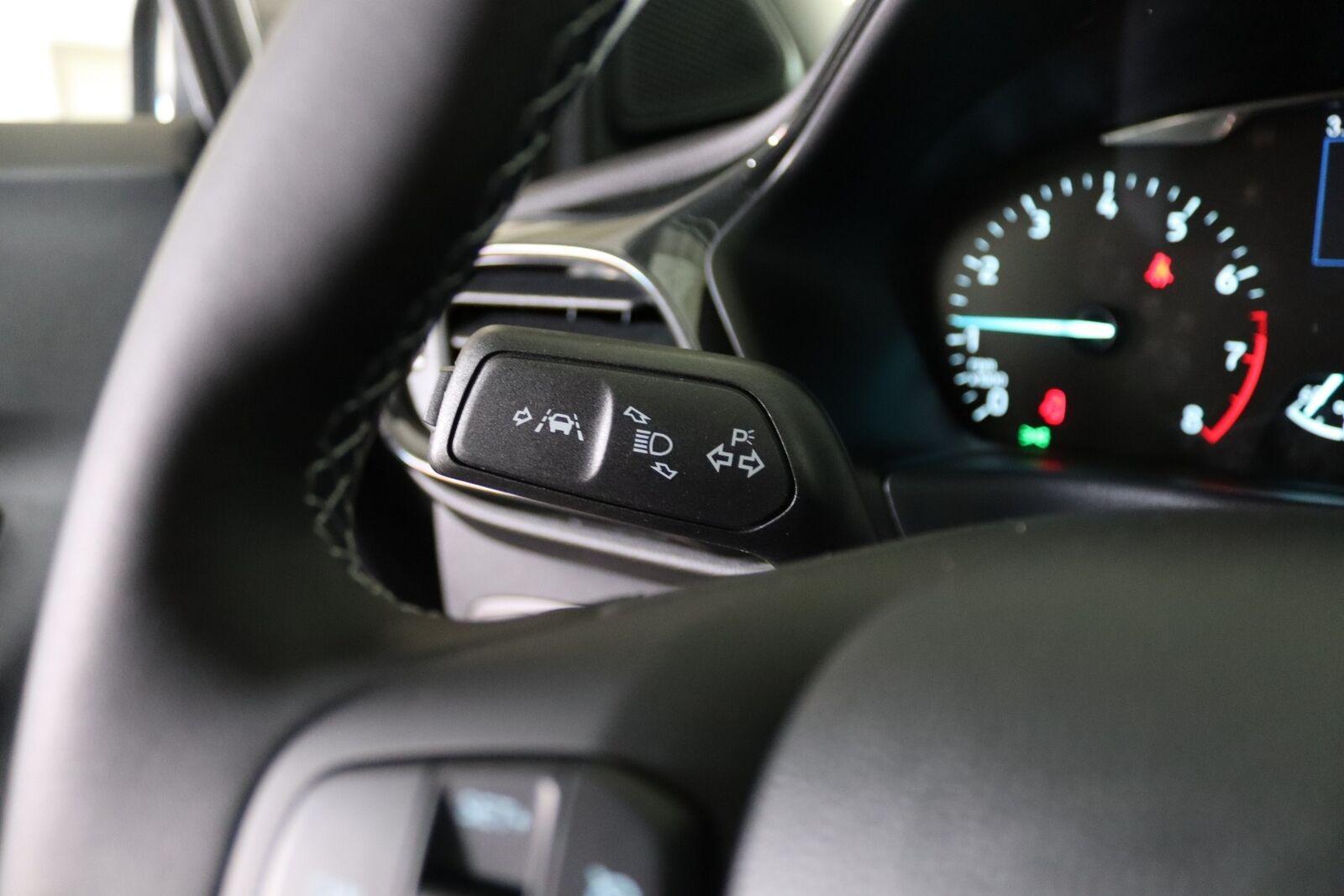 Ford Puma 1,0 EcoBoost mHEV Titanium - billede 9