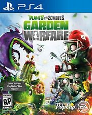 Plants vs. Zombies: Garden Warfare [PlayStation 4 PS4, Action Multiplayer Co-op]