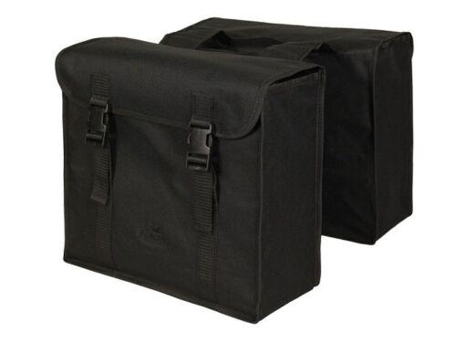 Doble pack bolsa Greenlands-negro//negro