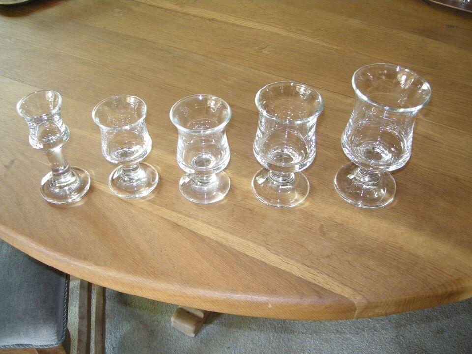 Glas, Vinglas, Holmegård Skibsglas