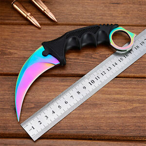 csgo knife fade karambit cs go knive tiger tooth doppler counter strike sapphire ebay. Black Bedroom Furniture Sets. Home Design Ideas