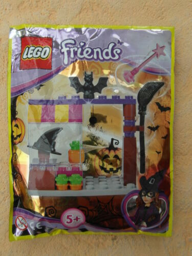 561410 LEGO FRIENDS HALLOWEEN FLEDERMAUS SATZ neu original Artikel