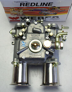 Weber-45-DCOE-152G-Carburetor-NEW-45DCOE152G-45DCOE-w-4-progression-holes