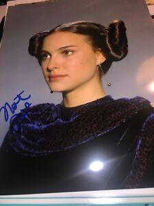 Natalie Portman signed sexy hot beautiful nude 8X10 photo