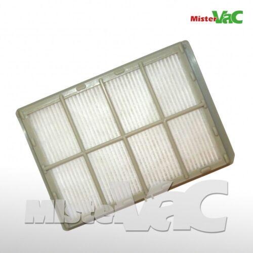 Hepa Filter geeignet Siemens VSQ4G2122//01-03 Q4.0