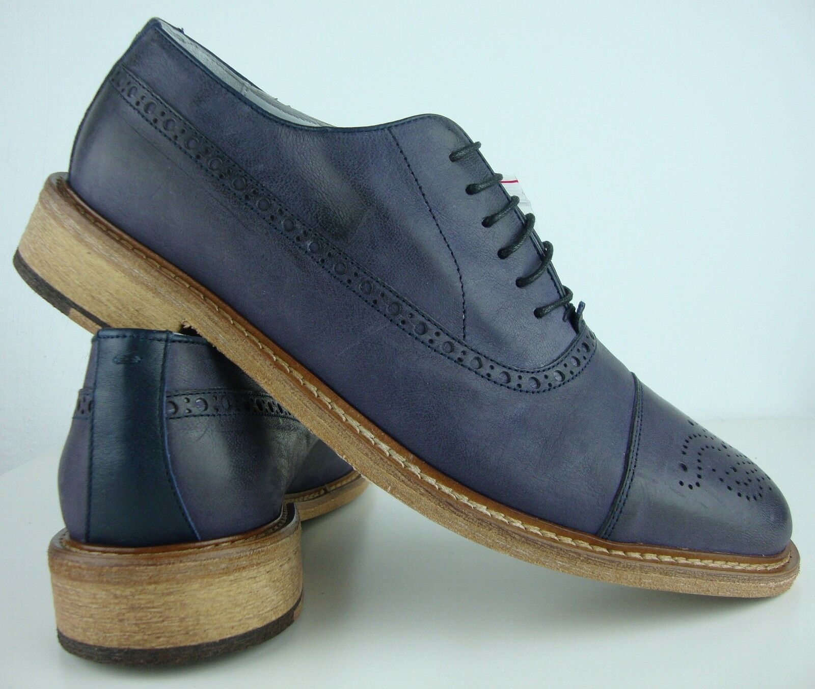 PATRIZIA PEPE  Halbschuhe Business Schuhe Schuhe Schuhe Classic Schnürschuhe Gr.45 NEU  8b09e1