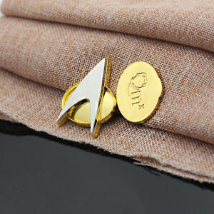 US Star Trek The Next Generation Communicator Magnetic Captain Badge Replica