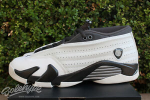 87fe78a4714b Nike Air Jordan XIV 14 Retro Low PRM GG Phantom Pewter GS Women 807510 027