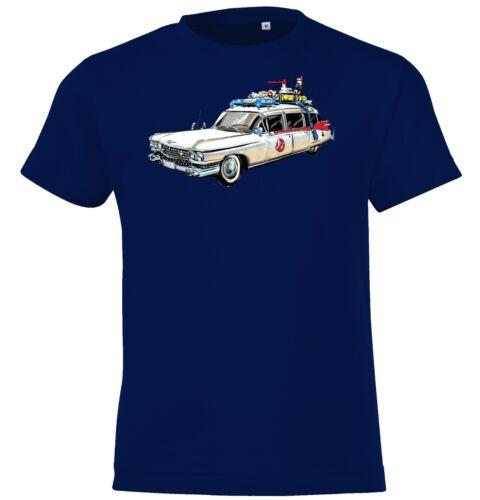 TRVPPY Kinder Baby T-Shirt Modell Echo Ghostbusters Geschenkidee