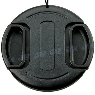 JJC 27-95mm Universal Snap-On Lens Cap For Canon Nikon Sony Olympus Fuji Camera