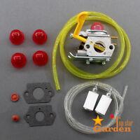 Carburetor For Weedeater Poulan Craftsman Sst25c Mx557 530071822 Fuel Line Carb