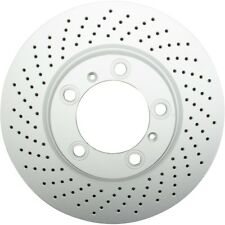 Front Disc Brake Rotor ATE Coated 40506001 for BMW 330xi 330Ci 330i Z4