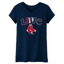 MLB Youth Boston Red Sox Star Wars Main Character T-Shirt Black