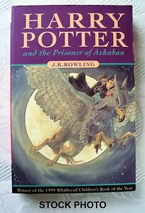 HARRY-POTTER-and-the-PRISONER-of-AZKABAN-UK-FIRST-EDITION-1st-PRINT-Read