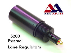 Details about 'Air Arms S200 / CZ 200' Lancet MK9 PCP Regulator by Lane  Regulators made in UK