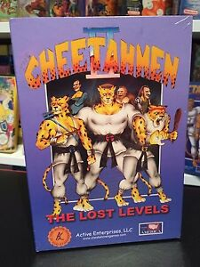 CHEETAHMEN-2-NES-Nintendo-Entertainment-System-NEW-amp-SEALED