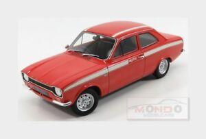 Ford Angleterre Escort Mki Mexique 1973 Modèles Red Cult Scale Modèles 1:18 Cml063-1