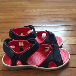 Lands-039-end-kids-sandals-Agion-size-Us-1M