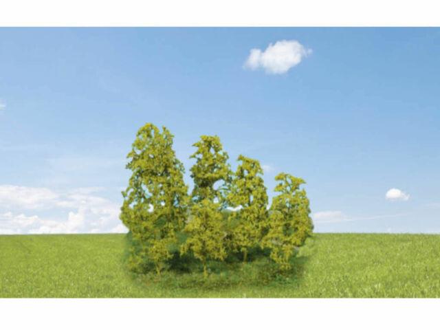 HEKI 1640 Naturbäume 12 Stück hellgrün cm NEU