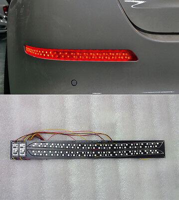 LED Rear Bumper 3Way Reflector Module DIY Kit 2p 1Set For 14 15 Kia Optima : K5