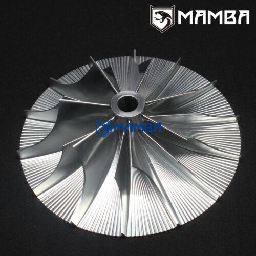 MAMBA Turbo Billet Compressor Wheel For Supercharger 7+7 75.00 mm // 124.00 mm