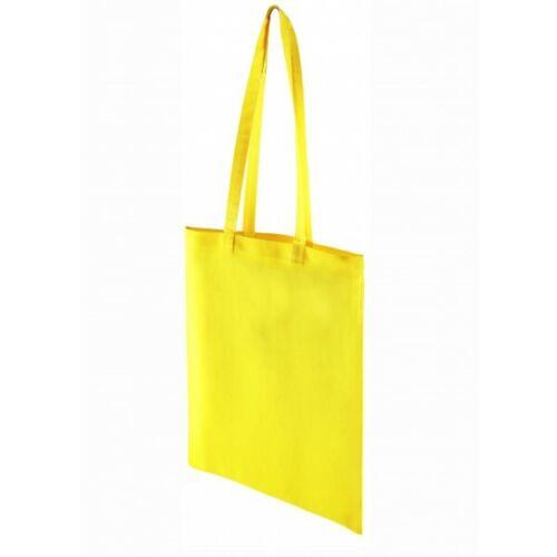 Plain Cotton Reusable Eco Friendly Tote Bags Bag for life SELECT COLOUR