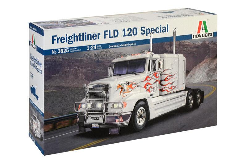Italeri 1 24 Freightliner FLD 120 Special