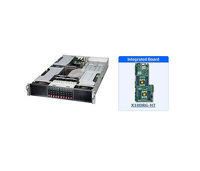 *new* Supermicro Sys-2028gr-trht 2u Server With X10drg-ht Motherboard