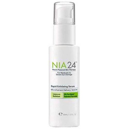 NIA24 NIA 24 Rapid Exfoliating Serum  - 1 oz / 30 ml New Fresh - Authentic