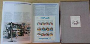 1993-Italia-Buca-Lettere-con-Francobolli-Libro-Dei-Francobolli-Completo