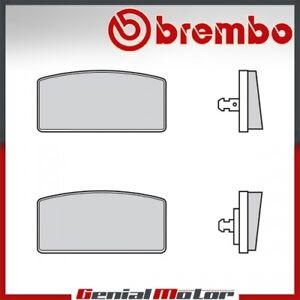 Brillant Plaquettes Brembo Frein Anterieures 15 Pour Bmw R 90 S 900 1973 > 1976 Douceur AgréAble