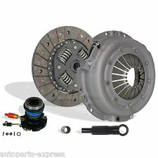 CLUTCH KIT AND SLAVE HD FOR 93-94 FORD AEROSTAR RANGER MAZDA B2300 2.3 L4 3.0 V6