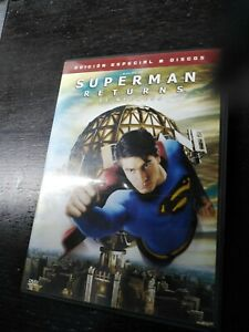 Superman Returns DVD El Retour Edition Spécial De 2 Disques