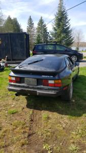 1987 Porsche 944 S 16 Ventillier/16 Valve S Model